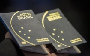 Passaporte-apreensão