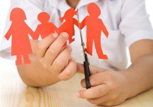 divorcio judicial guarda dos filhos e pensão