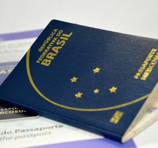 apreende passaporte