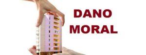 distrato imobiliário dano moral