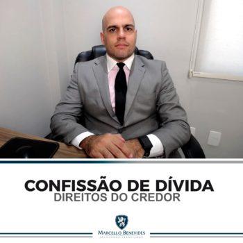 confissão de dívida