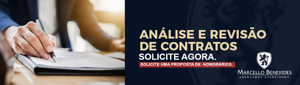 Análise e revisão de contratos - solicite uma proposta.