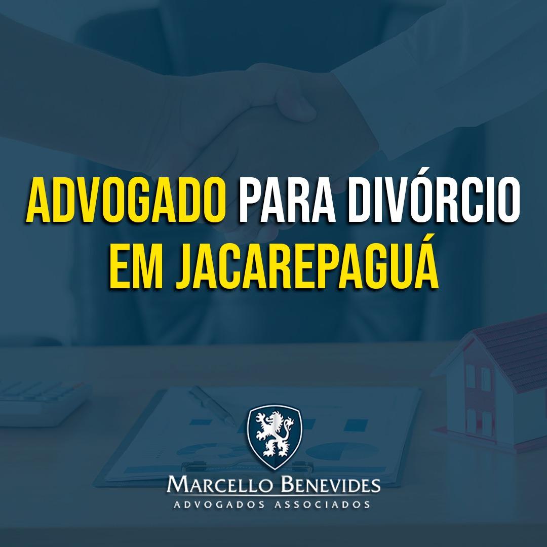 Advogado para Divórcio em Jacarepaguá